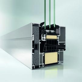 Алюминиевый профиль Schueco Окно AWS 112.IC