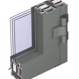 Алюминиевый профиль Reynaers CS 104