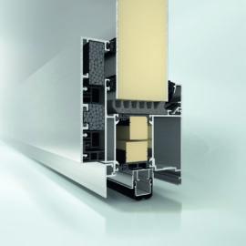 Алюминиевый профиль Schueco Дверь ADS 112.IC