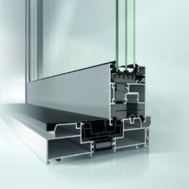 Алюминиевый профиль Schueco ASS 70.HI