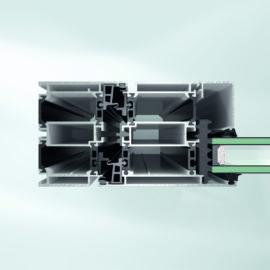 Алюминиевый профиль Schueco Дверь ADS 90.SI