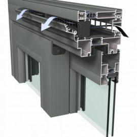 Алюминиевый профиль Reynaers CP 130